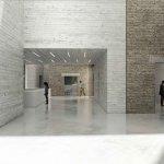 Le nouvel accueil du musée : ouverture le 7 juillet 2018  (Architecte © Projectiles)