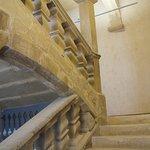 Escalier de l'Hôtel de Fleury (© Frédéric Trobrillant)