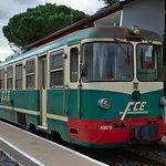Circumetnea Railway Foto