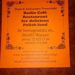 Photo of Radio Cafe