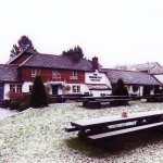 Snowy Deer's Hut
