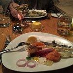 Four salmons