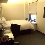 standard room on 14th floor
