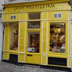 very cosy and quaint bakery near the hotel