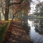 Autumn afternoon in Rowntree Park York