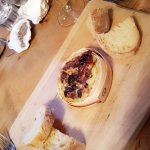 Camembert with Figs
