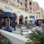 Isla Mexican Kitchen Qatar Terrace