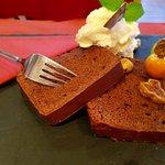Schoko-Rotwein-Kuchen