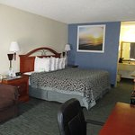 Rennovated King Room