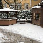 Parkhotel Luna Mondschein Foto