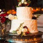 Our amazing Wedding Cake!