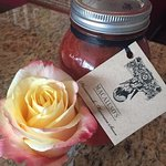 Our homemade marinara sauce!