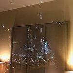 Burj Kalifa reflection