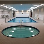 Renovated Indoor Heated Swimming Pool