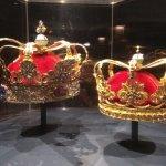 La corona della regina