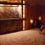 Relax in our 100% Himalayan Pink Salt Cave