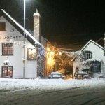 Snow in Knighton December 2017