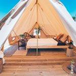 Glaming Plus Tent