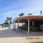 restaurand and bar area