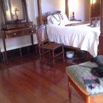 Oak Alley, view of bedroom