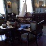 Oak Alley, sitting room