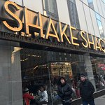 Φωτογραφία: Shake Shack Theater District