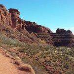 Johnson Canyon trail