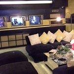 Graceland, family sitting room