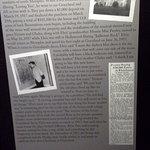 Graceland, information board about Elvis acquiring Graceland