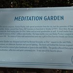 Graceland, Meditation Garden where Presley family are buried
