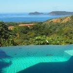 Blick auf Playa Panama