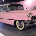 Graceland, Elvis's pink cadillac