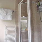 Single room bathroom at Bridleways