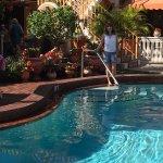 Foto de Blue Seas Courtyard