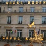 Zdjęcie Hotel Regina Louvre