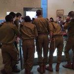 Yad Vashem on Sunday
