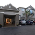 Foto de Best Western Patriots Point