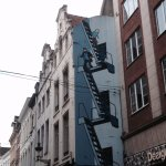 Photo of Tintin Mural Painting