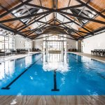 Indoor heated pool, Spa & Sauna