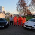Goodwood Marshalls' Charity Day 2017 - Aston Martin