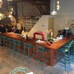 New foodbar in centre of Brugge