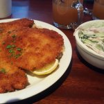 The Schnitzel and Potato Salad were my favorite!