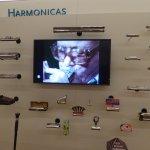 Harmonica Exhibit