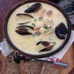 P.J's Seafood Chowder