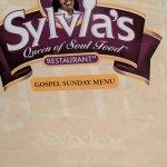 Foto de Sylvia's Restaurant