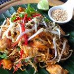 Pad Thai was perfect!