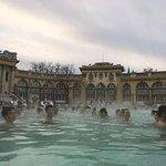 Photo de Széchenyi Baths and Pool