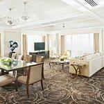 Fairmont Presidential Suite
