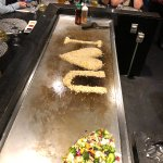 The Japanese restaurant is delicious and fun experience