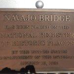 Photo of Historic Navajo Bridge